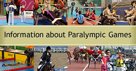 Information about Paralympic Games
