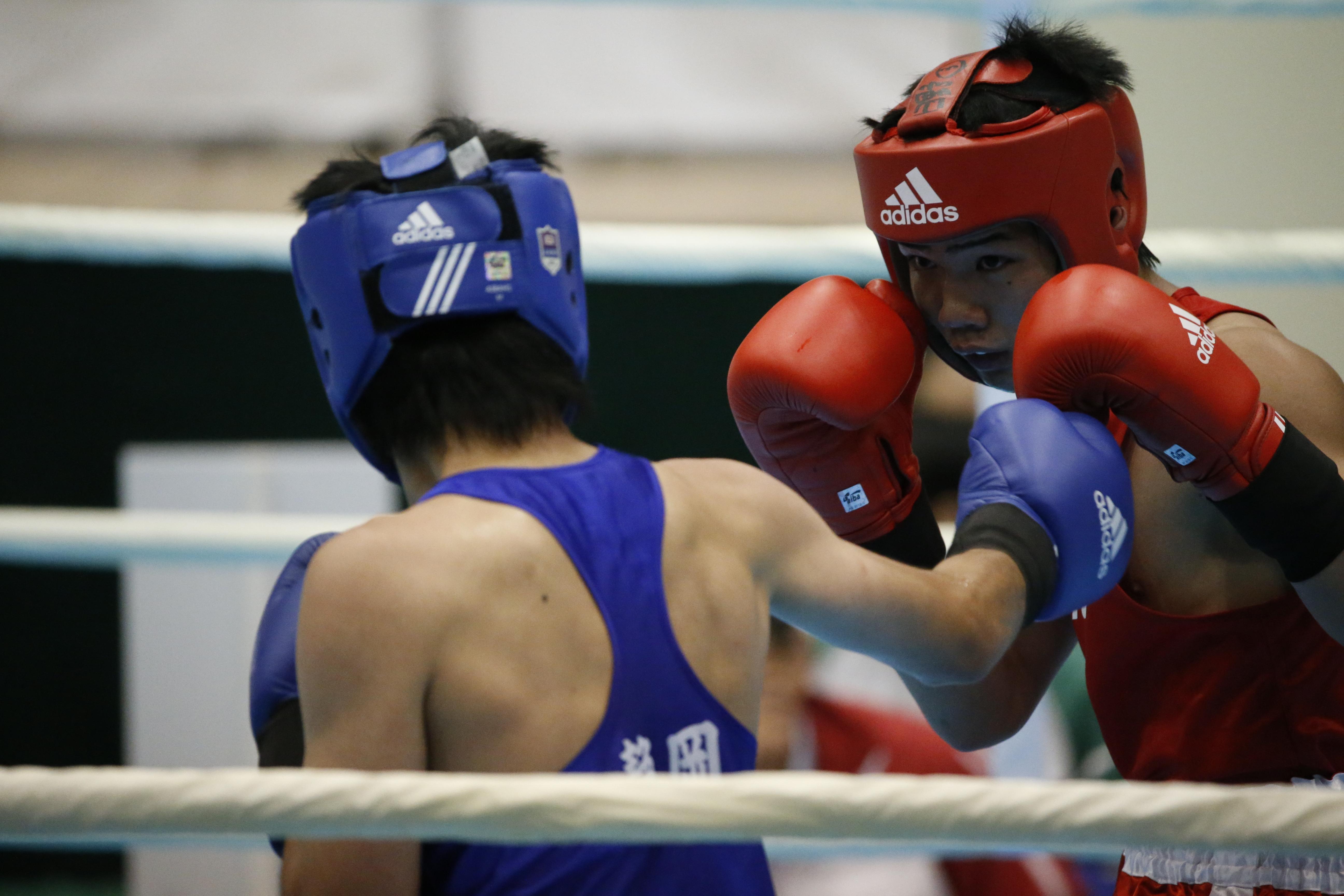 オリンピックのボクシング