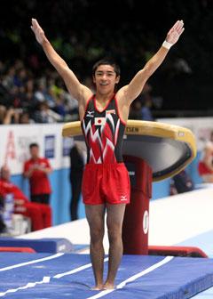体操|オリンピック競技コラム|教えてオリンピック・パラリンピック ...